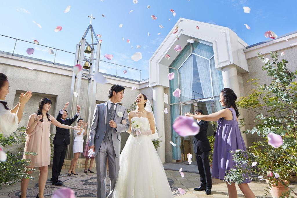 奈良県の結婚式場ホテル日航奈良ウェディング