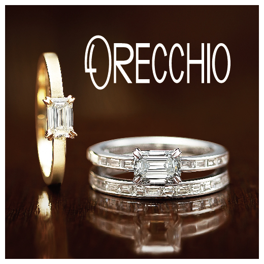 ORECCHIO おしゃれな婚約指輪・結婚指輪 大阪