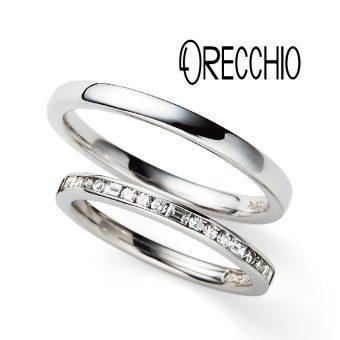 オレッキオ おしゃれな結婚指輪 大阪正規取扱店