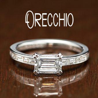 オレッキオ婚約指輪・おしゃれな婚約指輪 大阪