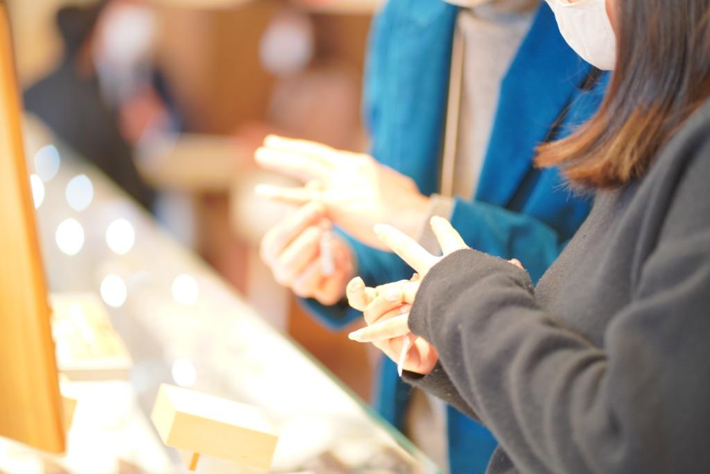 garden本店 結婚指輪 大阪