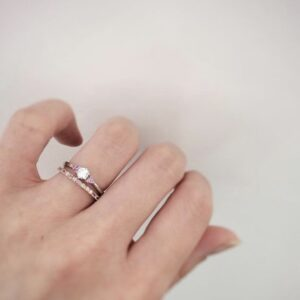 南大阪岸和田市SOの婚約指輪結婚指輪