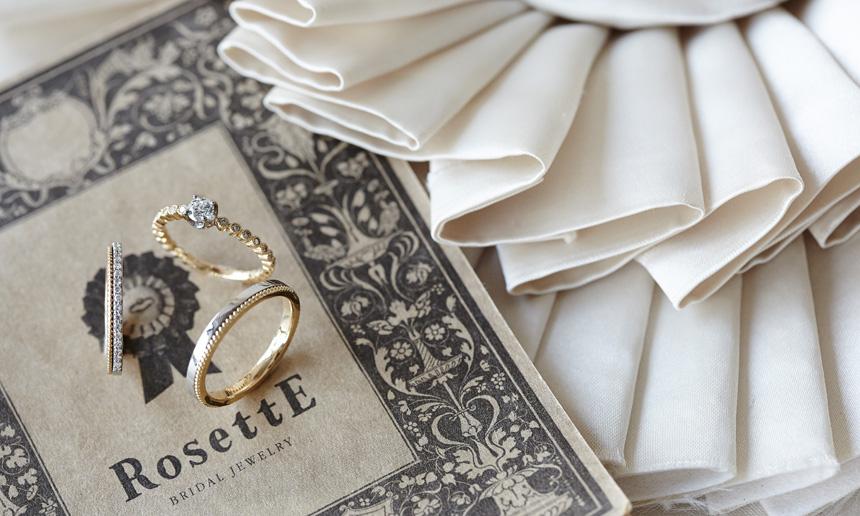 和歌山結婚指輪RosettE(ロゼット)