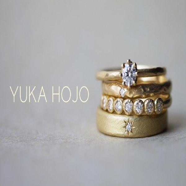 YUKA HOJOポップアップ