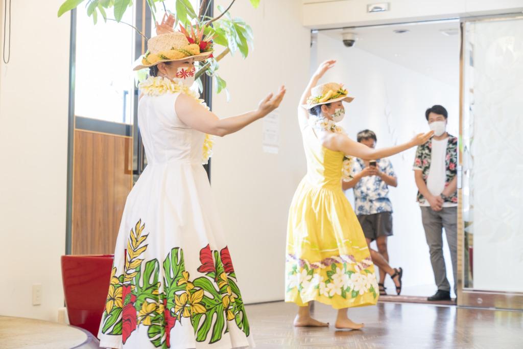 ハワイアンフェスタ2021
