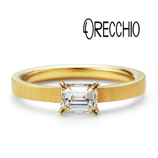 ORECCHIOの婚約指輪