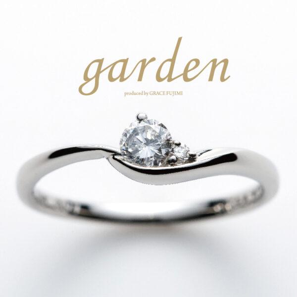 即日納品可能な婚約指輪ならgarden本店