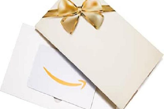 フェスタ特典Amazonカード