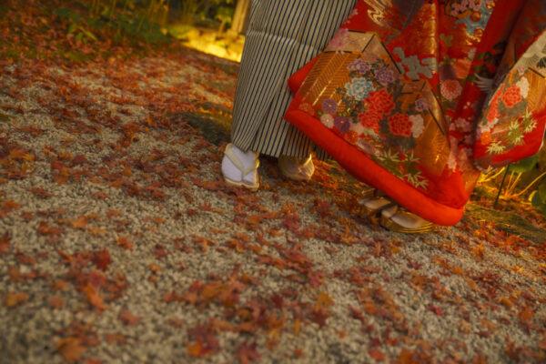 秋のフォトウェディングフェアのイメージ画像