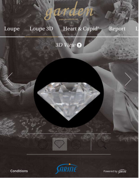 IDEALダイヤモンドプロファイル